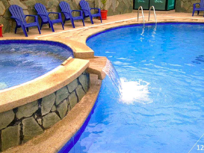 Piscinas for Termometros para piscinas